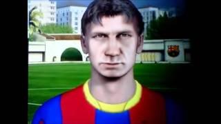 Fifa 11 Game Face