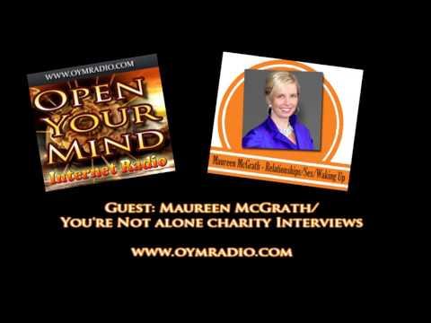 Open Your Mind (OYM) Radio - Maureen McGrath - 31st July 2016