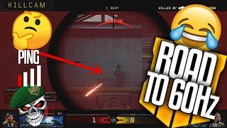 "Black Ops 4 ""Road To 60HZ"" Maddox RFB Gameplay!"