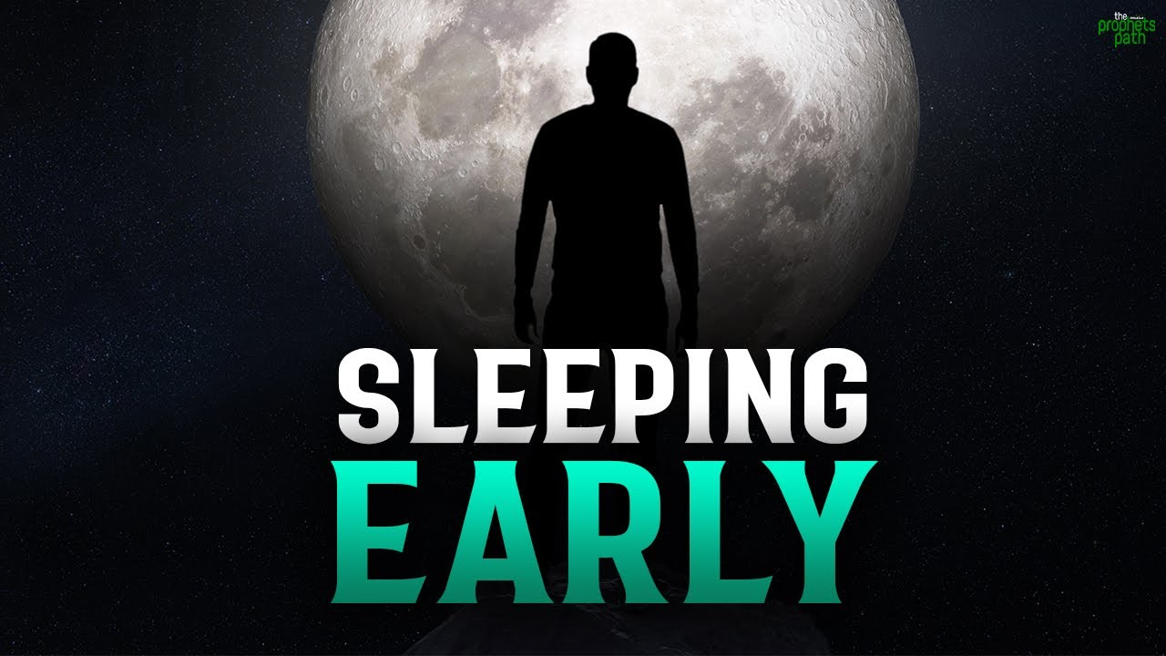 THIS IS WHY YOU SHOULD SLEEP EARLY