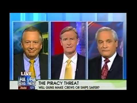 Fox and Friends - GOA Executive Director Larry Pratt: Allow Ships to Arm Themselves Against Pirates