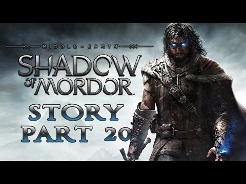 middle-earth:-shadow-of-mordor---story-walkthrough---part-20---lord-of-mordor-[no-commentary]