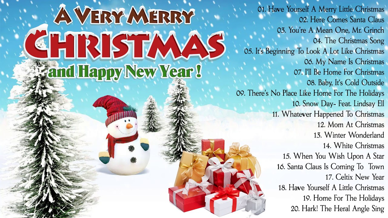 Christmas Show 2021 It Beginning Christmas Old Christmas Songs 2021 Medley Top 100 English Christmas Songs Of All Time Merry Christmas 2021 Youtube
