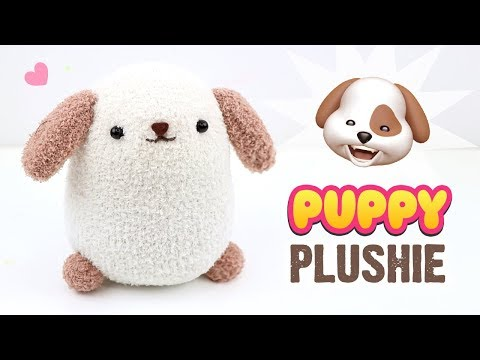 DIY Dog Plushie!! EASY Puppy Sock Plush Tutorial! Fun Budget Crafts