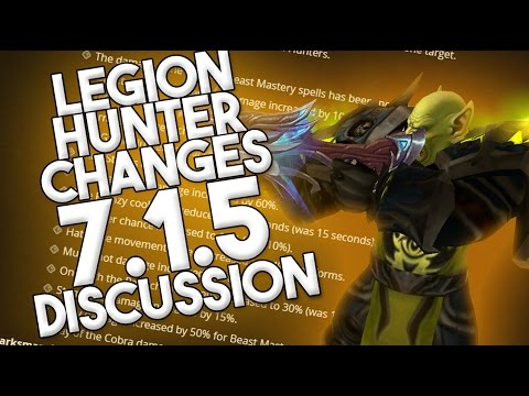 7.1.5 Legion Hunter (ALL SPECS) DISCUSSION & OVERVIEW FT. TOSAN