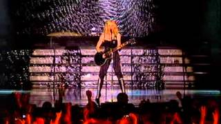 Madonna - (I can't get no) Satisfaction (Rolling Stones) / Hung Up