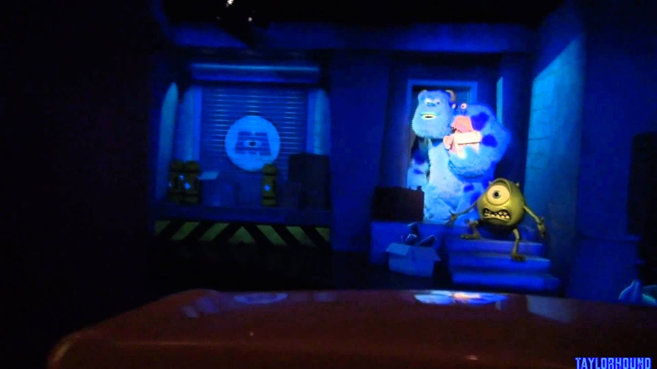monsters inc mike sulley to the rescue hd pov disney s