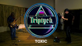 Triptych - Toxic - the Dont Fly to High EP @ Spicehouse Sound