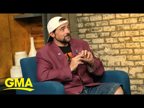 Kevin Smith on his epic 8-hour speaking engagement