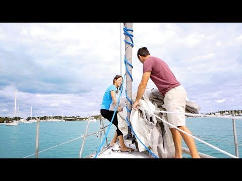 Getting Back to Boat Work (MJ Sailing - EP 46)