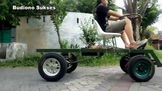 Mobil Listrik Sekolah Robot Indonesia (PROTOTYPE)