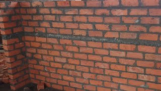 Number of bricks required for house construction