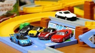 今回は2016年9月発売のトミカオープンカーセレクションを 紹介してトミ...