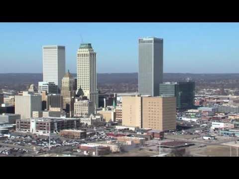 Downtown Tulsa Sees Economic Boom