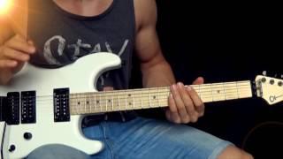 Def Leppard Women Full Guitar Lesson