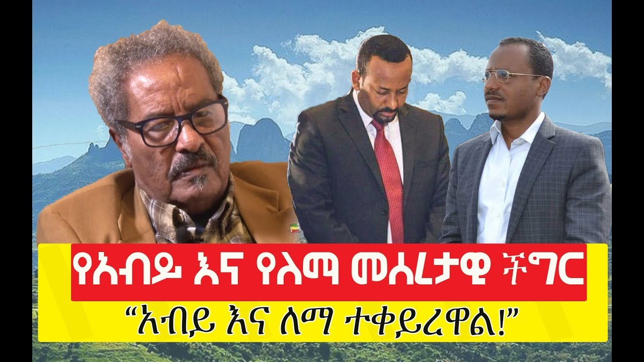 Professor Mesfin Talks About The Changes Taking Place In