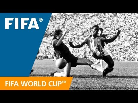World Cup Highlights: Chile - Brazil, Chile 1962