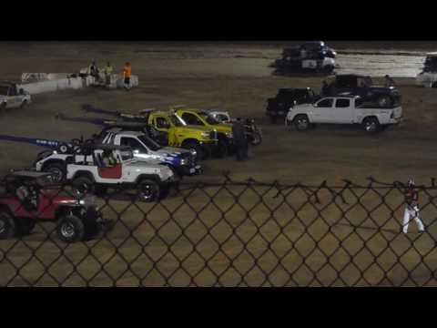 Hardtops Placerville Speedway 7/2/16 Main Event
