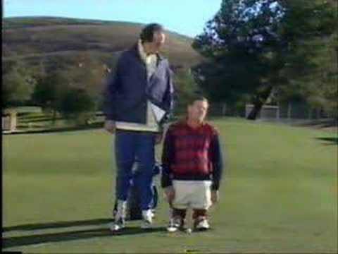 Golf goes like this