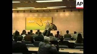 Chalabi comments on terror, Pachachi on  Al-Sistani