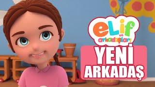 Elif ve Arkadaşları - Bölüm 18 - Yeni Arkadaş - TRT Çocuk Çizgi film