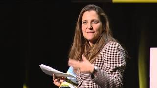 Chrystia Freeland: The Truth About the Growing Income Gap