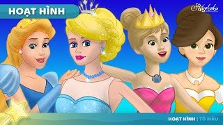 Download Nàng Công chúa và Hạt Đậu và 4 câu chuyện công chúa Mp3 and Videos