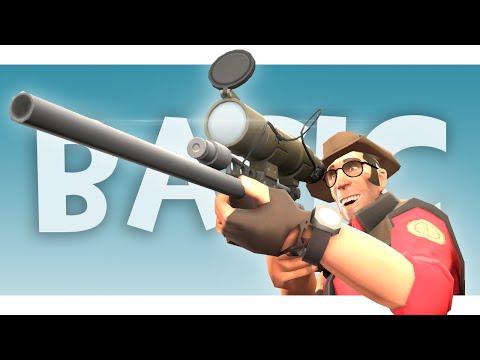 TF2: Basic Sniping Tutorial
