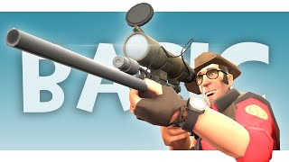 TF2: Basic Sniping Tutorial