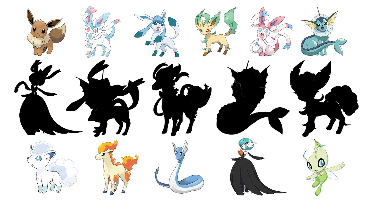 Funny Pokemon Fusion Fan Requests 19 Eeveelution And Friends