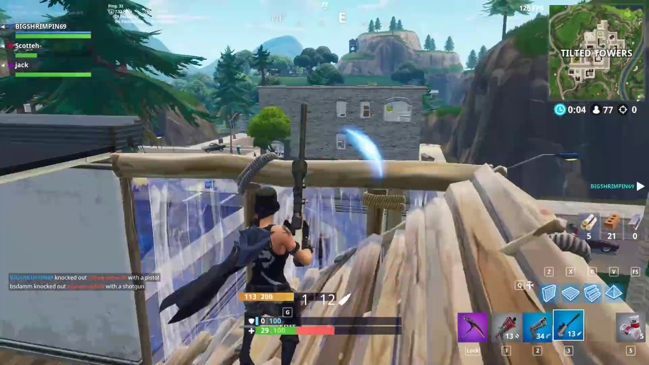 most satisfying fortnite video - most satisfying fortnite video