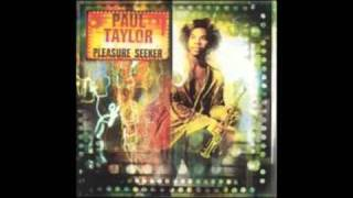Paul Taylor - Groove Zone