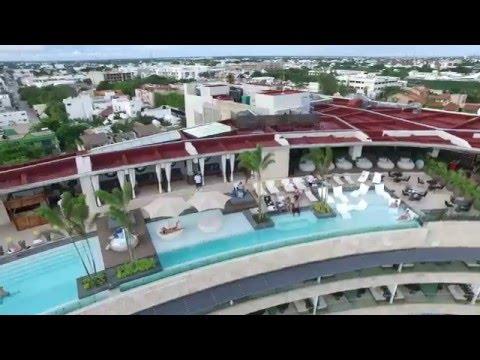 Playa del Carmen Thompson Luxury Hotel