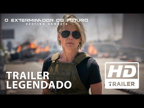Exterminador do Futuro: Destino Sombrio ganha 1º trailer oficial
