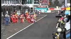 Formel 1 1999 Rennen 14 Nürburgring