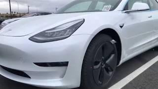 Грузимся новыми Тесла Tesla 3 из завода в Калифорнии 🇺🇸 новое видео