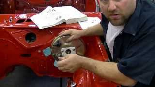 Installing Mopar Disc Brakes on a 1973 Barracuda