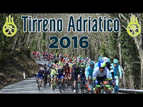 Tirreno - Adriatico 2016 Highlights