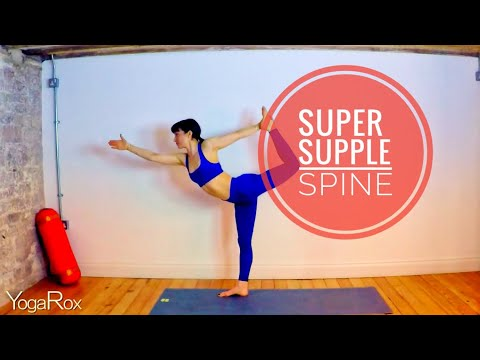 YogaRox - Super Supple Spine - Level 1