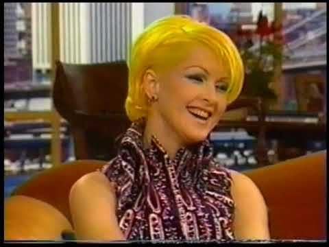 Download Cyndi Lauper - Interview and an acoustic version of She Bop, at Biggers & Summers 1995