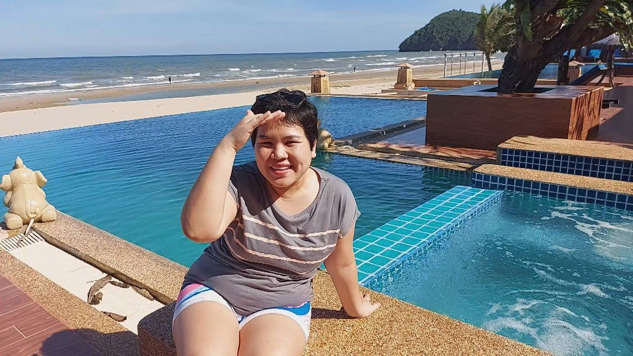 รีวิวห้องพักติดทะเลปราณบุรี / อมรา วิลล่า เขากะโหลก / Amara Villa Khao Ka Lok
