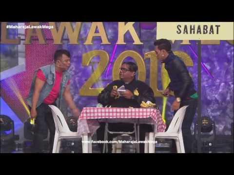 Maharaja Lawak Mega 2016 - Akhir (LOL) Bebas