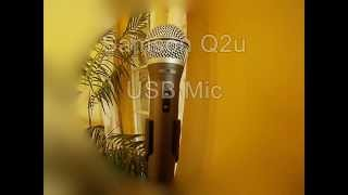 Samson q2u microphone review