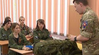 Школьники Краснодара отправились в поход по местам боевой славы