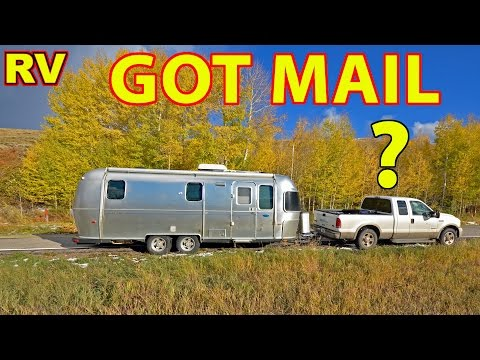 How To Get Mail When You Fulltime Rv General Delivery