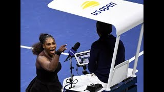 Serena Williams - Sexismo no Tênis
