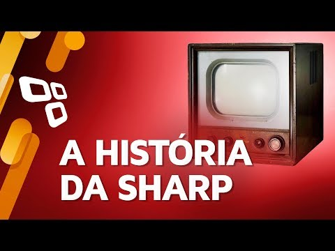 A história da Sharp - TecMundo