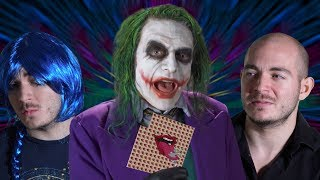 """LSD and Ket With THE JOKER!?   """"What NOT to do!"""""""