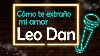 Como Te Extraño Mi Amor - Version Karaoke 🎤 / Discos fuentes