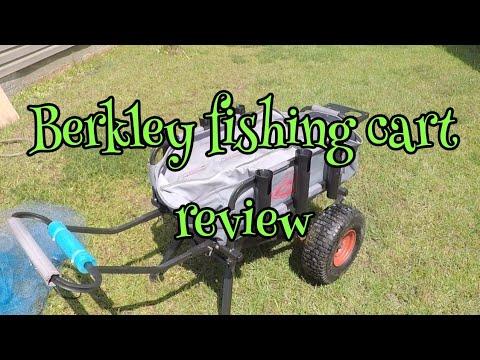 Berkley fishing cart 1year review